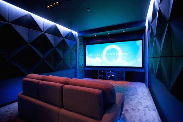 Which Projection Screen is Best for Watching 3D? | Sound