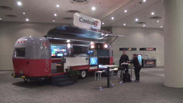 Video: Touring the Control4 Smart Home RV