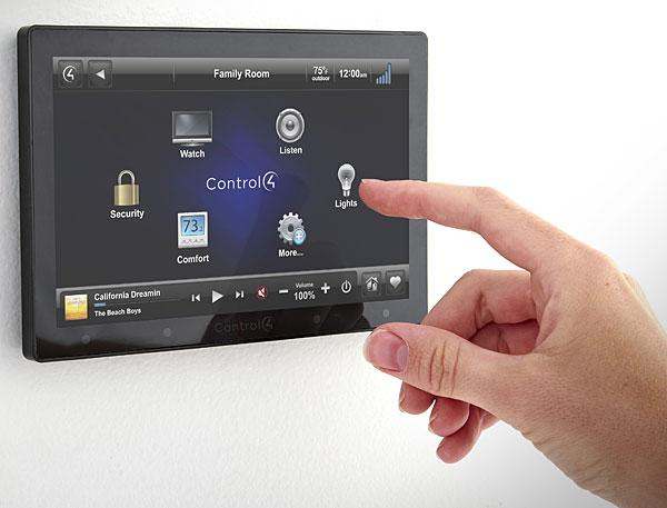 Control4 Home Theater And Automation System Part 1