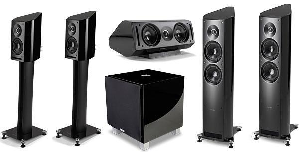 Sonus Faber Venere 3.0 Loudspeakers - SoundStageUltra.com