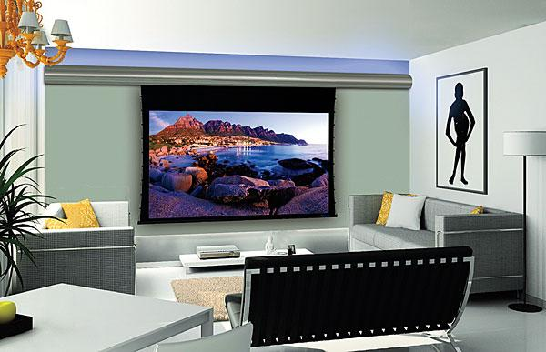 Projector Tech Sound Amp Vision