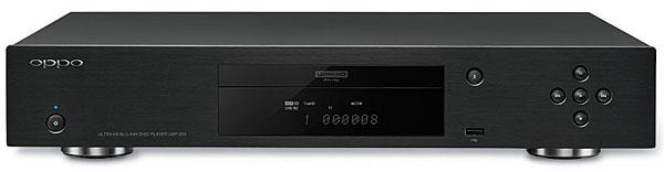 oppo udp 203 ultra hd blu ray player review sound amp vision