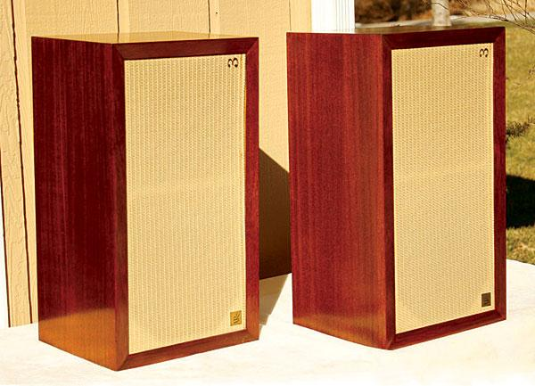 Acoustic Research Ar 3 Speakers Sound Vision