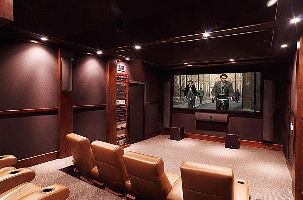 Home Theater Design Ideas Diy: Sound & Vision