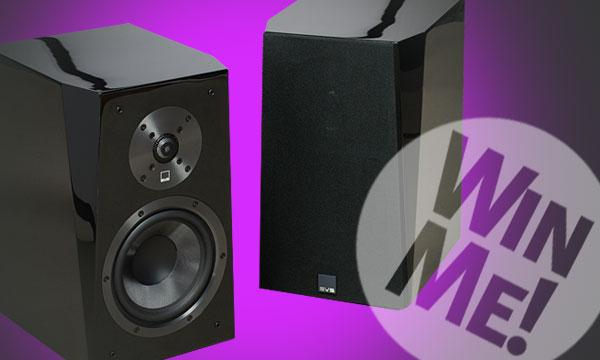 SVS Ultra Bookshelf Speakers And SoundPath Speaker Cables Sweepstakes