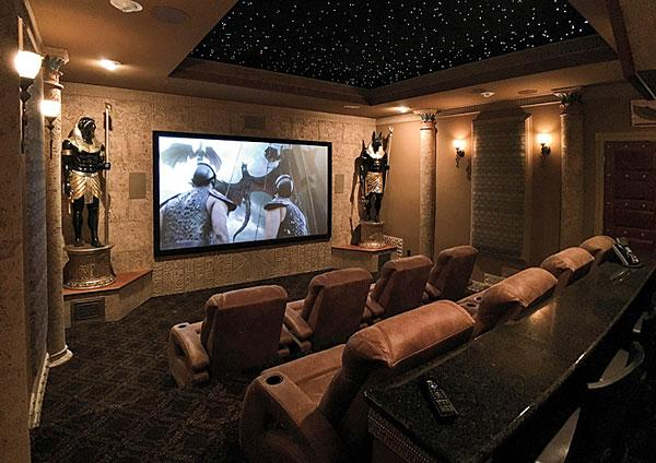 Home Movie Theaters Sound Amp Vision