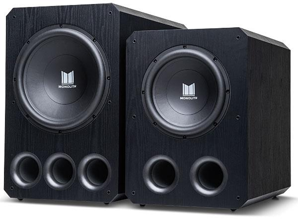Monoprice Monolith 12 And 15 Thx Ultra Subwoofers Review Sound
