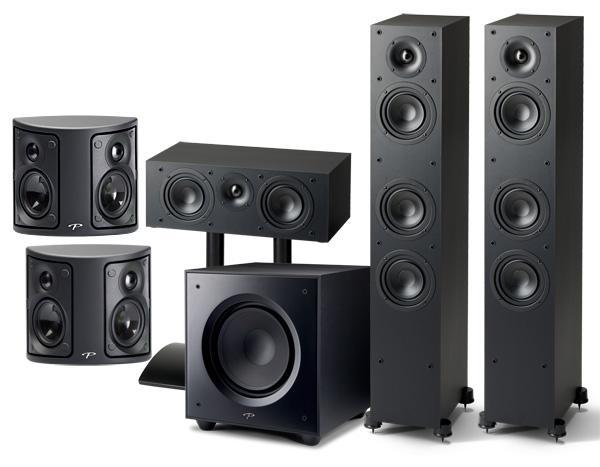 Paradigm Monitor SE 3000F Speaker System Review | Sound & Vision