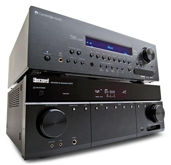 how to buy an a v receiver sound vision rh soundandvision com Sherwood Audio Receivers audio video receivers buying guide