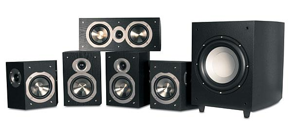 Phase Technology V52 Speaker System