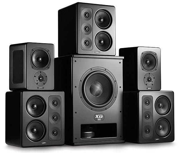 M Amp K Sound S300 Speaker System Sound Amp Vision