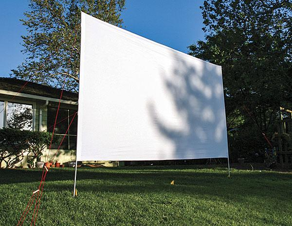 Outstandingscreens Oss Drive In 16 Outdoor Projection Screen Review