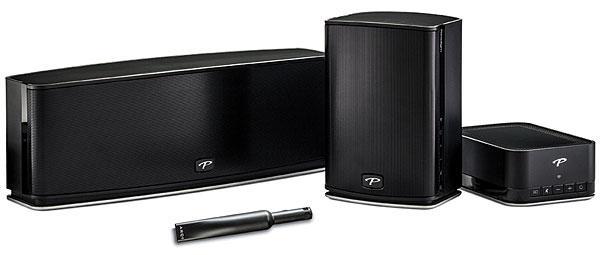 paradigm premium wireless multiroom audio system review sound vision. Black Bedroom Furniture Sets. Home Design Ideas