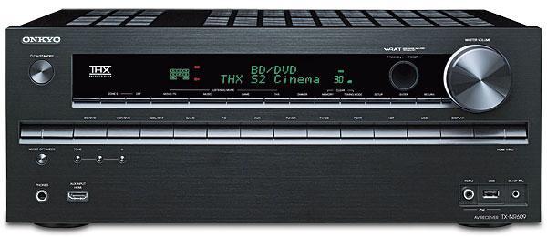 Onkyo TX-NR609 A/V Receiver