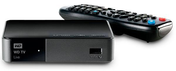 Western Digital WD TV Live Streaming Media Player | Sound & Vision