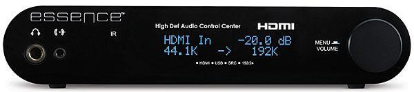 Essence HDACC DAC Headphone Amplifier | Sound & Vision