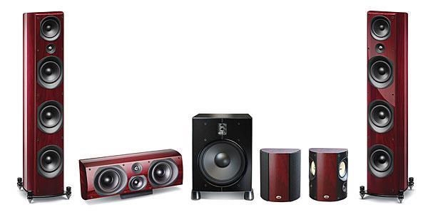 Psb Imagine T3 Speaker System Review Sound Amp Vision