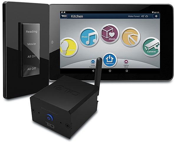 Tio Home Automation System Sound Vision