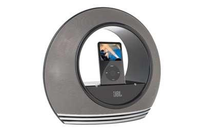 new product jbl radial ipod speaker sound vision rh soundandvision com JBL Computer Speakers JBL Radial iPod Speaker