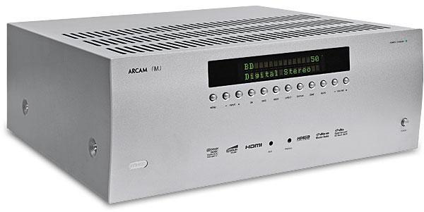 Arcam AVR400 A/V Receiver   Sound & Vision