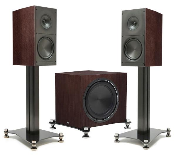 Adante AS 61 Speakers Performance Build Quality