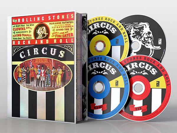 The Rolling Stones Rock and Roll Circus - Limited Deluxe Edition