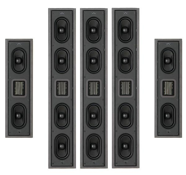 Best In Wall Home Theater Speakers in-wall speaker reviews | sound & vision