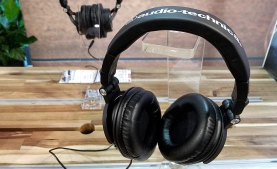 007197b5bde Audio-Technica can always be counted on to arrive at CES with a plethora of  new and interesting products, and again this year they didn't disappoint.