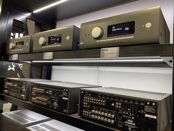 Arcam's AV Electronics Line Gets a Refresh