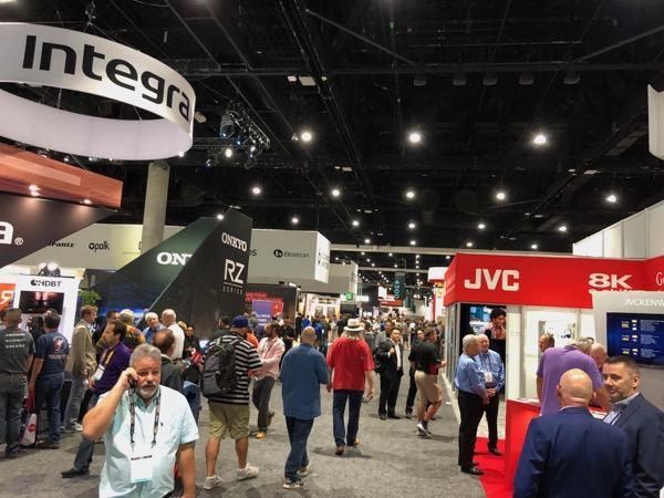 Cedia Expo 2018 Sifting Through The Av Nuggets Sound Vision