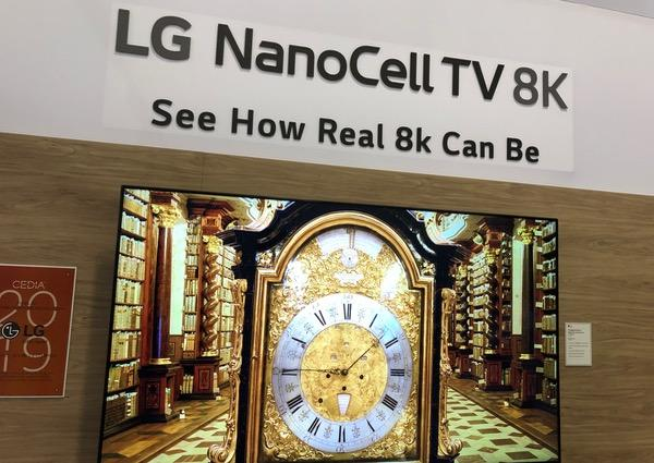 LG's 8K NanoCell TV Ups Off-Center Performance