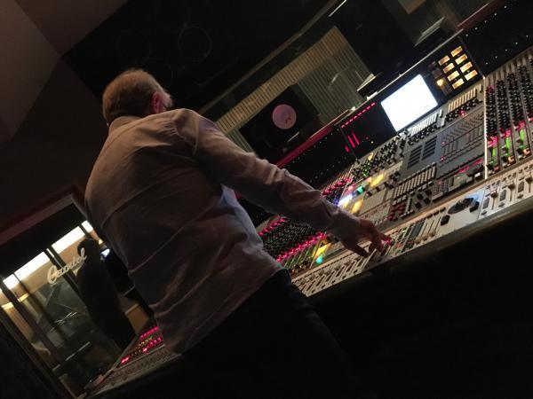 Elliot Scheiner Surround Sound Mixmaster