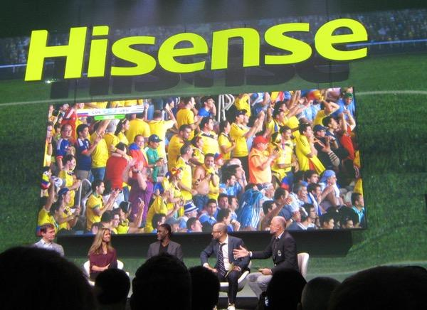 Hisense Adds Camera Angle App to Smart TVs | Sound & Vision