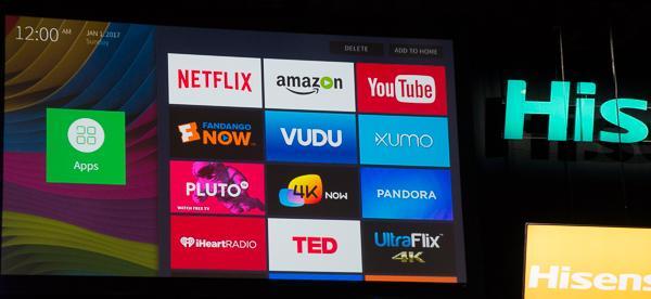 Hisense Expanding Line of Smart TVs and Roku TVs | Sound