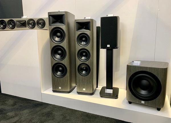 JBL Aims High With New HDI Speaker Range