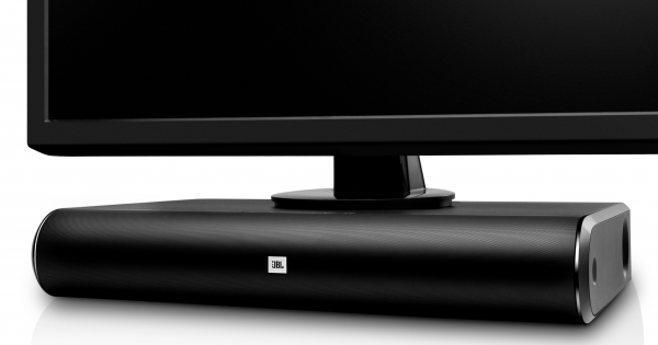 jbl soundbar. home theater fashion comes and goes, with almost as much regularity hemline heights tie widths. years ago, massive speaker arrays were in vogue, jbl soundbar l