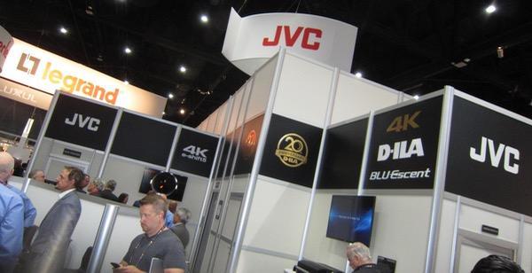 JVC Unveils 5th Gen eShift Tech in New Projectors | Sound