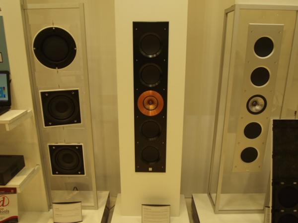 KEF Reveals $10,000 In-Wall LCR Speaker | Sound & Vision on