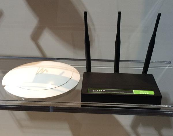 High Performance Luxul Routers and Access Points | Sound & Vision on home design styles, cable design, new pc design, home wireless design, outside plant design, camera design, home audio design, home theater media center pc, router design, house design, home lan design, home electrical wiring diagrams,