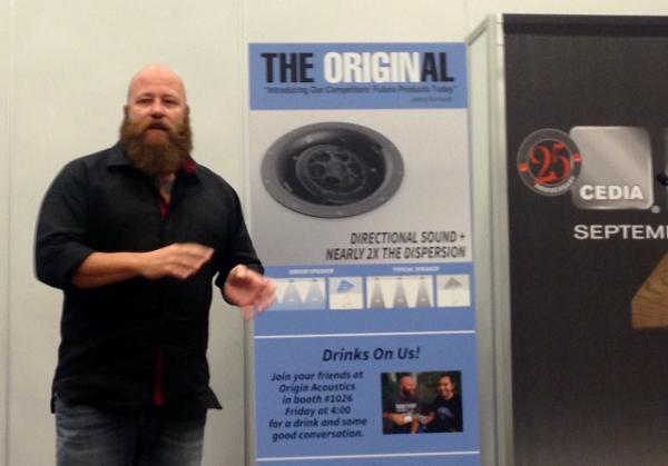 Origin Acoustics veut réinventer l'audio intégré