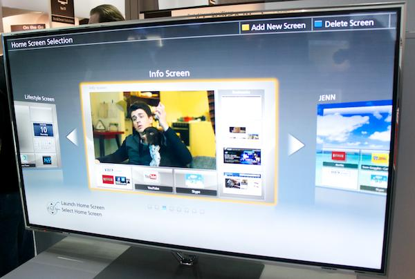Panasonic and Samsung TVs Now Have a Home Screen | Sound