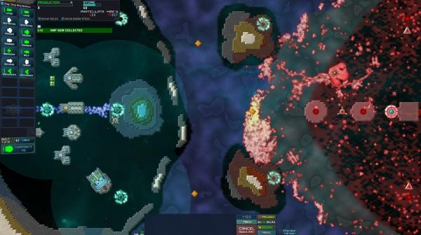 Particle fleet emergence review sound vision a few weeks ago i waxed ecstatic about creeper world 3 one of the most clever and addicting games ive ever played gumiabroncs Choice Image