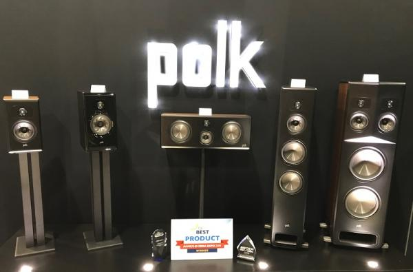 New Legend Series Revives Polk Legacy