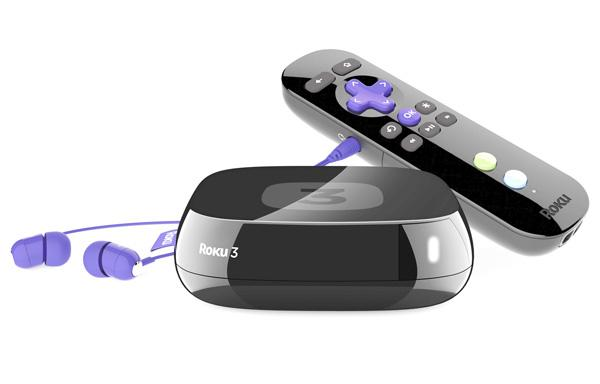Roku 3 hookup to surround sound
