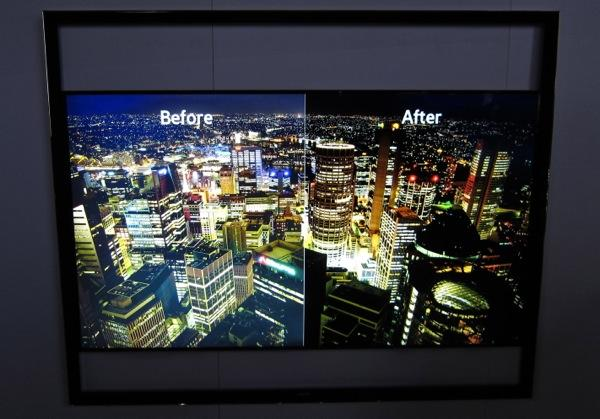 Samsung's 4K Does Local Dimming | Sound & Vision