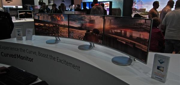 samsung does widescreen gaming sound vision