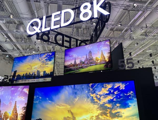 Samsung Makes Its Case for 8K at IFA 2019 | Sound & Vision