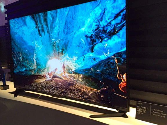 sharp 65 inch 4k tv. while its pixel-splitting beyond 4k sets were the ones that grabbed most attention at sharp\u0027s ces press conference, there are other tv highlights to sharp 65 inch 4k tv