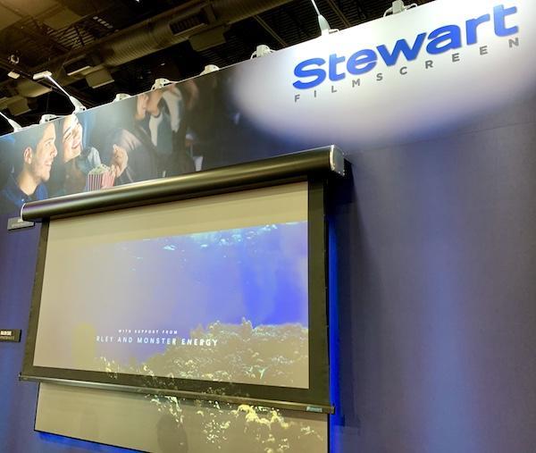 Stewart Filmscreen Shows its Edge