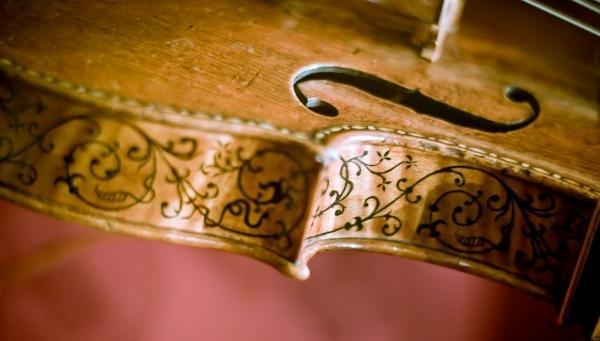 The Stradivarius Sound Bank: Capturing a Stradivarius Before It Sleeps